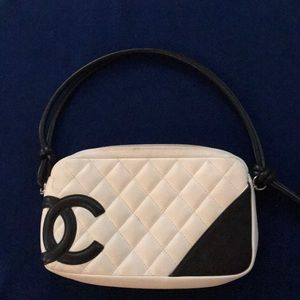 Chanel clutch. Gently used condition.